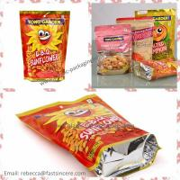 Wholesale Gravure Printing Stand Up Pouches with Heat Seal , Custom Printed Stand Up Bags from china suppliers