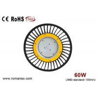 Buy cheap Outdoor IP65 60w UFO Led High Bay Light with Meanwell Driver from wholesalers