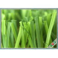Wholesale Fire Resistant Outdoor Artificial Grass / Fake Grass Carpet Safe For Children Play from china suppliers