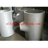 Wholesale carbon A860 and stainless 316L composite Elbow tee fittings from China carbon A860 and s from china suppliers