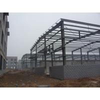 Wholesale H-section Industrial Steel Building Fabrication For Steel Column / Beam from china suppliers