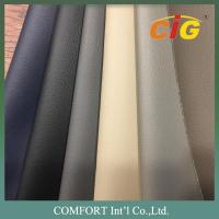 Wholesale BS 5852 Cigarette Antimicrobial PVC Artificial Leather PVC PU Synthetic Leather from china suppliers