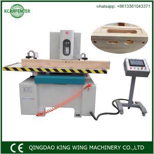 Wholesale Woodworking wooden Door Making machines Doors hinge CNC mortiser from china suppliers