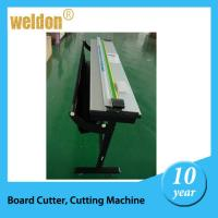 "Wholesale 100"" Aluminum Alloy Manual Board cutter Cutting machine for KT board from china suppliers"