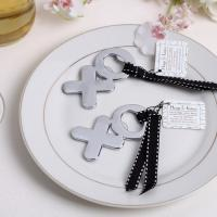 Wholesale Hugs & Kisses from Mr. & Mrs. Wedding Bottle Openers from china suppliers