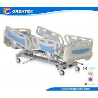 Wholesale Foldable Full Electric Bariatric Bed with 5 function , ABS automatic hospital bed equipment from china suppliers