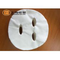 Wholesale Spunlace Nonwoven Fabric Facial Paper Mask Sheets 384 385 CE Certification from china suppliers