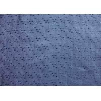 Wholesale Professional Blue Ramie Material Jacquard Upholstery Fabric from china suppliers