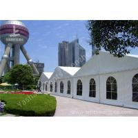 Wholesale Array White PVC Fabric Outdoor Event Tent without Partition Wall from china suppliers