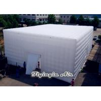Wholesale 20m Giant Inflatable Wedding Marquee, Inflatable Cube Tent for Exhibition and Advetisement from china suppliers
