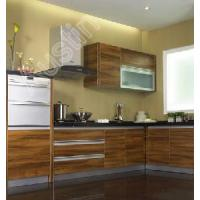 Wholesale Wood Grain Painting Kitchen Cabinet Furniture from china suppliers