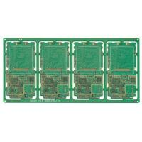 Wholesale Immersion Gold Single Sided HDI Rigid 8 Layer PCB Board (1+6+1) For Telecommunication, LED from china suppliers