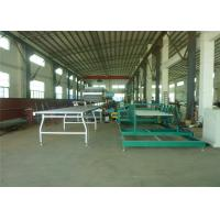 Wholesale Hydraulic Foam Cutter Machine Pu Foam Wall Sandwich Panel Produce from china suppliers