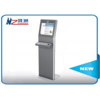 Wholesale All in one LED self service kiosk touch panel PC information kiosk promotional from china suppliers