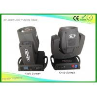 Wholesale High Brightness Beam 200 5r Sharpy Moving Head Light 200w For Live Concerts from china suppliers