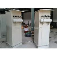 Wholesale Pulse Jet Bag Filter Dust Collector Equipment For Boiler Industrial Smoke from china suppliers