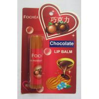 Wholesale 4g / 0.14 oz. Body Care Toiletries Moisturizing Lip Balm with Blister Card from china suppliers