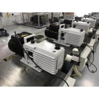 Wholesale 0.55 KW DRV16 Lubricated Rotary Vane Vacuum Pump Dual Stage White Color from china suppliers