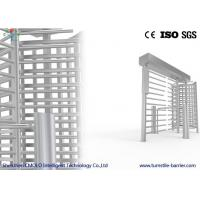 Wholesale Full Height High Security Revolving Door for Stadium / Theme Parks from china suppliers