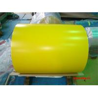 Wholesale CGCC SPCC Ral Color Card PPGI Coils , PE Resin Paint Prepainted Steel Coil from china suppliers