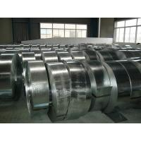 Wholesale OEM Hot Dip Galvanising Steel Strip Coil  Fire Resistance Environment Protection from china suppliers