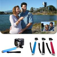 Wholesale Self-Timer Bracket Mobile Phone Accessories Handheld Extendable Monopod from china suppliers