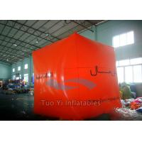 Wholesale Square Fill Helium Balloon Parade Event Custom Advertising Inflatables from china suppliers