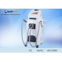 Wholesale RF Monopolar IPL Hair Removal Machine for Skin Tightening Pigment removal from china suppliers