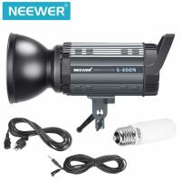 Wholesale Neewer Studio Flash Strobe Light Monolight - 400W GN.60 5600K with Modeling Lamp, Aluminum Alloy Construction(S400N) from china suppliers