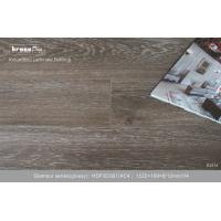 Wholesale Dark grey oak Glamour Laminate Flooring , AC4 E0 Waterproof Glossy laminated floors from china suppliers