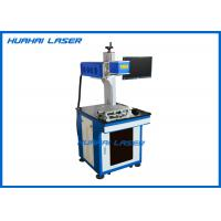 Wholesale Split Desk CO2 Fiber Laser Marking Machine For Metal Plastic Tag Key Chains Pen from china suppliers