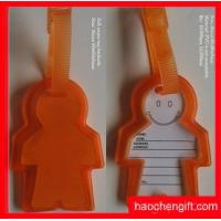 Quality promotional custom luggage tag for sale