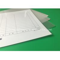 Wholesale A4 Size 125micron 5mil PET Laminating Pouches Plastic Film 100pcs Per Pack from china suppliers