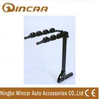 Wholesale 4 Bike Rear Mounted Car Bike Carrier Iron Hitch 50 x 50 x 3mm from china suppliers