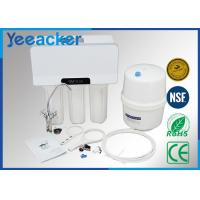 Wholesale 2000 L Water Preparation 5 Stage Reverse Osmosis Water Filter System 8.5 Kg 75 Gallon from china suppliers