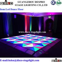 Wholesale Home Disco Dance Floor With Lights Professional LED Stage Lighting Color Mixing  from china suppliers