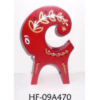 Wholesale Wooden Reindeer Table Decoration, Christmas & holiday gifts, home docoration gifts from china suppliers