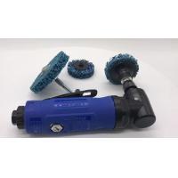 Quality Circular Angle Grinder Attachments For Removing Paint In Wood Stone Blue Color for sale