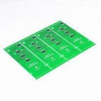 Wholesale PCB for Electronic Products with 0.21 to 7.0mm Board Finished Thickness, RoHS Certified from china suppliers