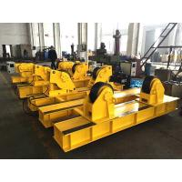 Buy cheap 5T - 40T Tank Turning Rolls , Pipe Welding Rollers For Pressure Vessels from wholesalers