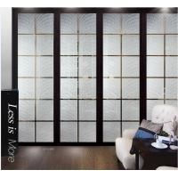 Wholesale Modern Interior Decorative Glass Doors / Translucent Glass Door Panels For Curtain Walls from china suppliers