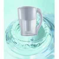 Wholesale Household Pre-Filtration Water Purification Pitcher , Fluoride Water Filter Jug AS Material from china suppliers