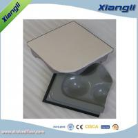 Buy cheap FS440 Cement infill steel raised floor ceramic finish,600*600*35mm from wholesalers