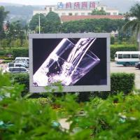 Wholesale DIP Water Proof P10 mm Outdoor Led Billboard Display High Definition CE / Rohs Approved from china suppliers
