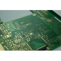 Quality Electronic Products 7 Layer Controlled Impedance PCB with BGA Plugging Vias for sale