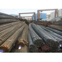 Wholesale Hot Roll Black Iron Reinforced Concrete Steel Bars for Bending ASTM A615 Gr 60 from china suppliers
