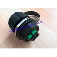 Wholesale ODVA Socket IP67 Waterproof SC / APC Cable Fiber Optic FTTA Use UV Resistent from china suppliers