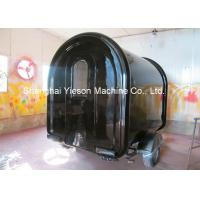 Wholesale 220 ~ 240 Volt Hot Dog Vending Carts Mobile Ice Cream Trailers from china suppliers