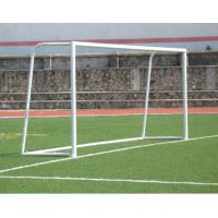Wholesale Large Outdoor Backyard Soccer Goals 5×2 Acid Resistant 3H Hardness from china suppliers