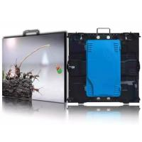 Quality Indoor outdoor die casting cabinet of different sizes P2P3P4P5P6P8P10 LED video wall rental for sale
